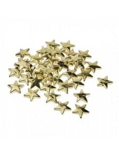 Estrellas decorativas brillo para dispersar para la decoración de centros comerciales calles y tiendas