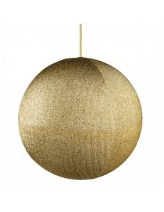 Bola de navidad brillante xl para la decoración árboles navideños para tiendas y centros comerciales