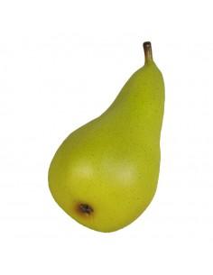 Imitación de pera para fruterías y la decoración de escaparates de tiendas o comercios