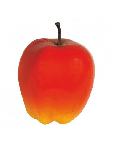 Imitación de manzana fuji para fruterías y la decoración de escaparates de tiendas o comercios