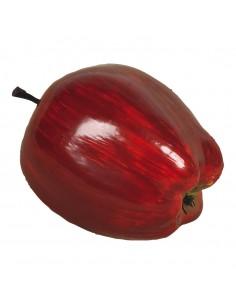 Imitación de manzana para fruterías y la decoración de escaparates de tiendas o comercios