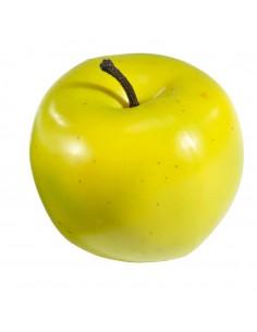 Imitación de manzana granny para fruterías y la decoración de escaparates de tiendas o comercios