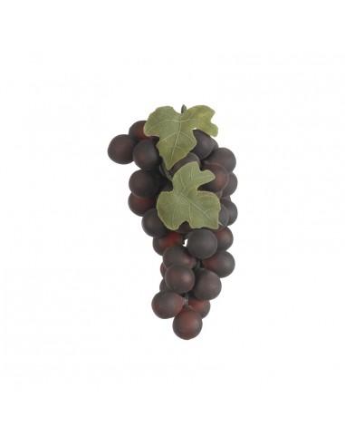 Imitación de racimo de uvas para fruterías y la decoración de escaparates de tiendas o comercios