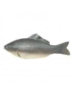 Imitación de carpa cruciana para pescaderías y la decoración de escaparates de tiendas o comercios