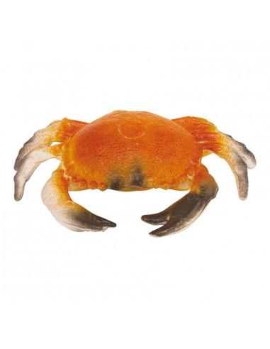 Imitación de cangrejo de mar para pescaderías y la decoración de escaparates de tiendas o comercios