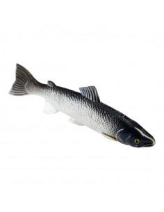 Imitación de salmones para pescaderías y la decoración de escaparates de tiendas o comercios