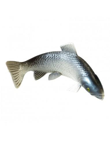 Imitación de salmones tronco girado para pescaderías y la decoración de escaparates de tiendas o comercios