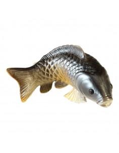 Imitación de carpa para pescaderías y la decoración de escaparates de tiendas o comercios