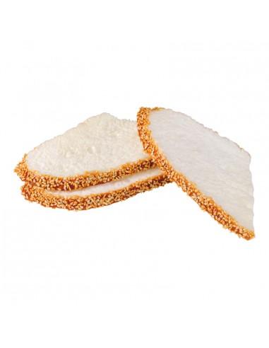 Imitación de pan de cereales en rodajas para panaderías pastelerías y escaparates de tiendas
