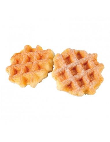 Imitación de gofres de azúcar para panaderías pastelerías y escaparates de tiendas