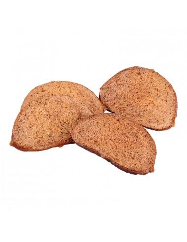 Imitación de pan de pueblo entero para panaderías pastelerías y escaparates de tiendas