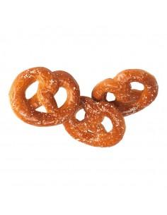 Imitación de pretzels para panaderías pastelerías y escaparates de tiendas