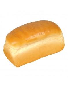 Imitación de pan de molde blanco entero para panaderías pastelerías y escaparates de tiendas