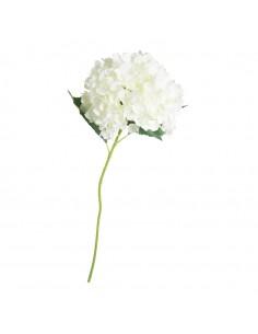 Flor hortensia para escaparates otoñales en tiendas y centros comerciales