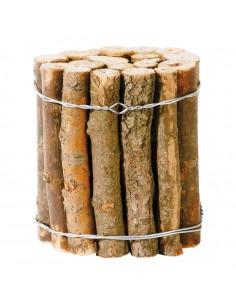 Paquete de troncos para la decoración otoñal de escaparates y espacios