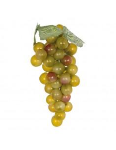 Uva roja decorativa para la decoración de la vendimia en licorerías catas bodegas de vino