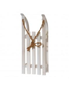 Trineo decorativo Para escaparates de invierno en tiendas y centros comerciales