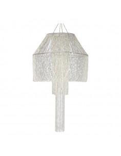 Lámpara colgante de cristales Para escaparates de invierno en tiendas y centros comerciales
