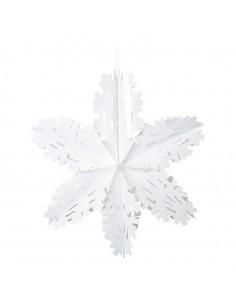 Cristal de nieve Para escaparates de invierno en tiendas y centros comerciales