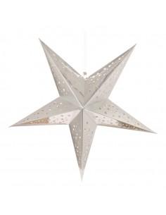 Estrella decorativa para la decoración de centros comerciales calles y tiendas