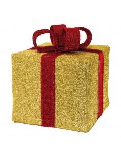 Caja de navidad para la decoración de árboles de navidad