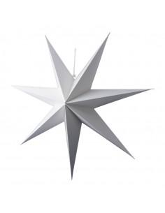 Estrella plegable para la decoración de centros comerciales calles y tiendas