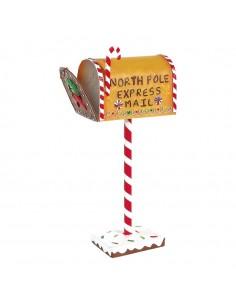 Buzón decorativo de navidad para la decoración navideña de centros comerciales calles tiendas