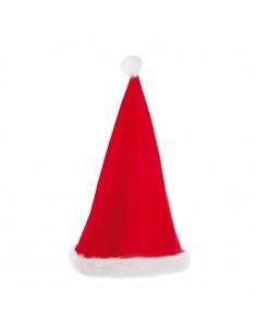 Gorro de santa claus para la decoración navideña de centros comerciales calles tiendas