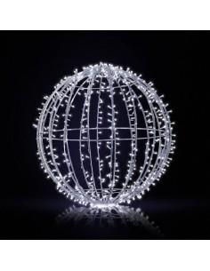 Esfera de luz LED para la decoración en navidad fachadas calles centros comerciales tiendas