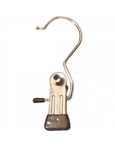Pinza percha para maletero K1 para el interior de espacios de tiendas o comercios