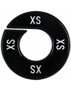 Disco tallas XS para el interior de espacios de tiendas o comercios