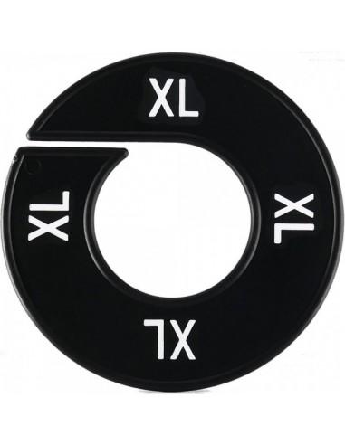 Disco tallas XL para el interior de espacios de tiendas o comercios