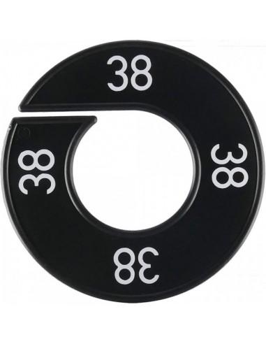 Disco tallas 38 para el interior de espacios de tiendas o comercios