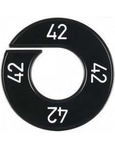 Disco tallas 42 para el interior de espacios de tiendas o comercios