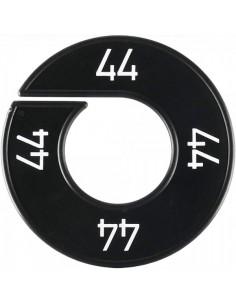 Disco tallas 44 para el interior de espacios de tiendas o comercios
