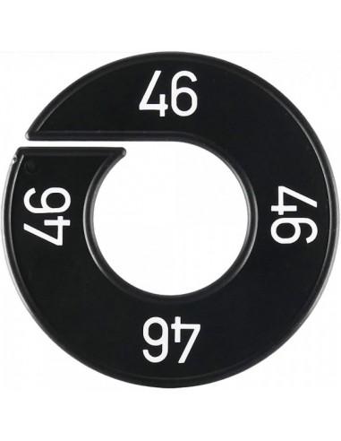 Disco tallas 46 para el interior de espacios de tiendas o comercios