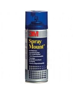 Spray adhesivo para montaje removibles para el interior de espacios de tiendas o comercios