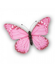 Mariposa para escaparates de primavera en tiendas y centros comerciales