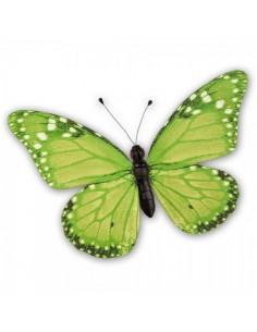 Mariposa verde 50x35cm