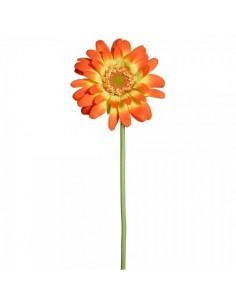 Flor gerbera xl para escaparates de primavera en tiendas y centros comerciales