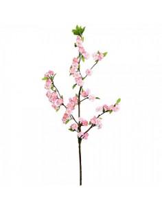 Rama de flor de cerezo para escaparates de primavera en tiendas y centros comerciales