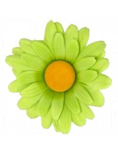 Flor de margarita verde Ø40cm