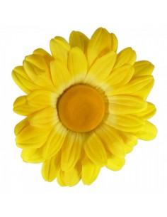 Flor de margarita para escaparates de primavera en tiendas y centros comerciales