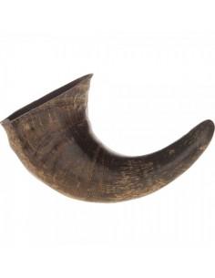Cuerno de búfalo para escaparates en verano de tiendas o comercios