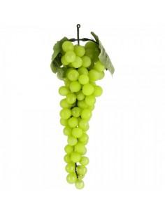 Imitación de racimo de uva para la decoración de la vendimia en licorerías catas bodegas de vino