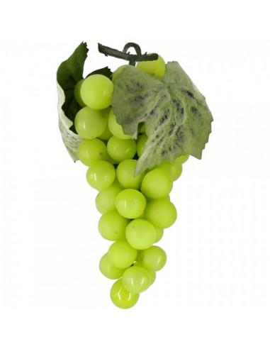 Imitación racimo uva para la decoración de la vendimia en licorerías catas bodegas de vino