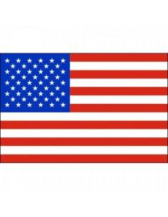Bandera de eeuu para escaparates y decorar espacios de países y viajes