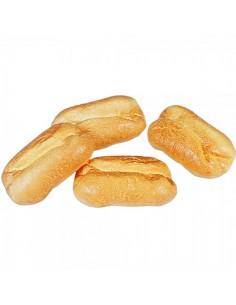 Imitación panecillos rectangulares para panaderías pastelerías y escaparates de tiendas