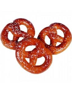 Imitación bretzel alemán para panaderías pastelerías y escaparates de tiendas