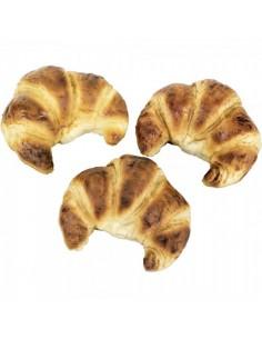 Imitación croissants desayuno merienda para panaderías pastelerías y escaparates de tiendas